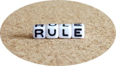 ルールのイメージ写真